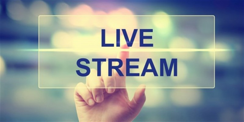 Live stream*