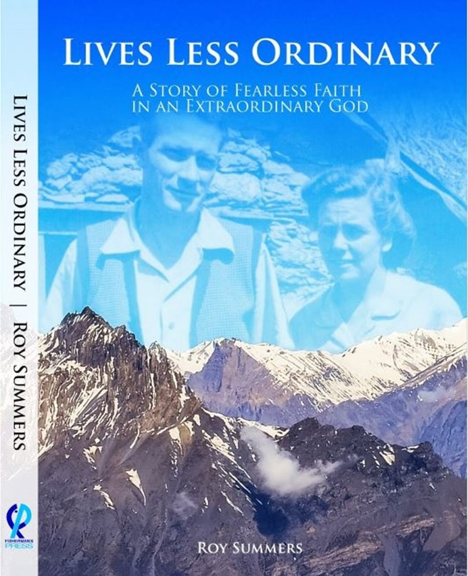 Lives less ordinary cover